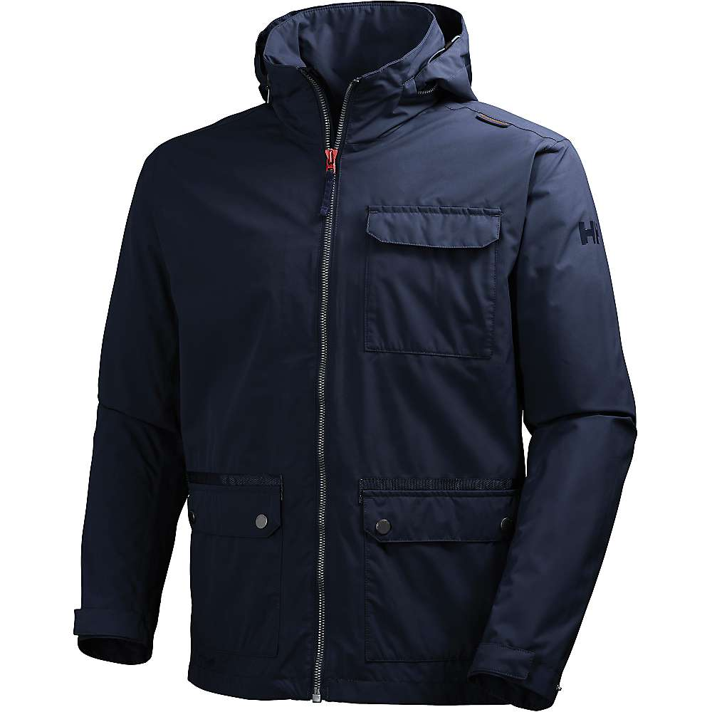 Helly Hansen Men's Highlands Jacket - Small - Navy 598