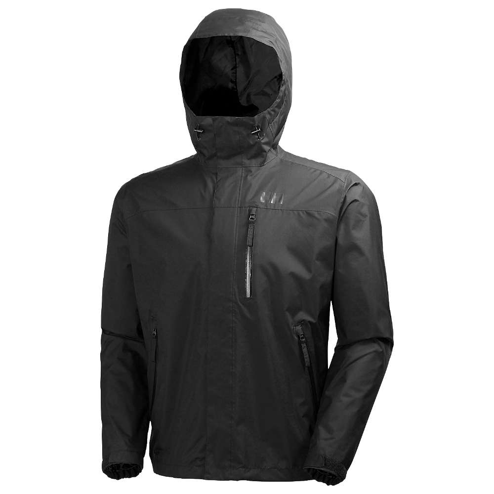 Helly Hansen Men's Vancouver Jacket - Small - Black