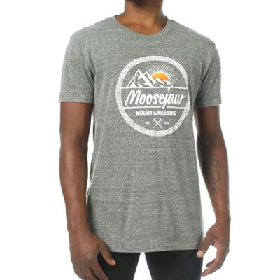 Moosejaw Men's Mountainousnessity Vintage Slim SS Tee