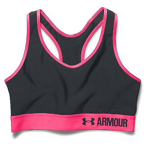 Under Armour Women's UA Armour Mid Printed Bra 3041068