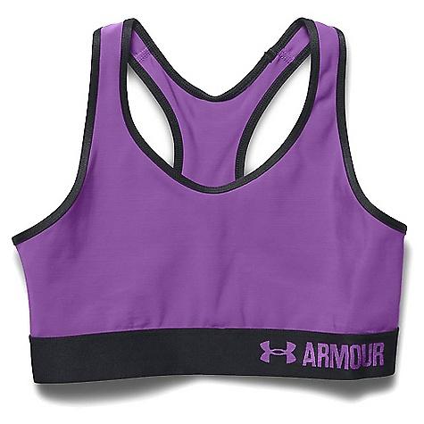 Under Armour Women's UA Armour Mid Printed Bra 3039248