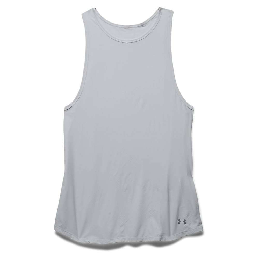 Under Armour Women's Coolswitch Run Tank - Large - Elemental / Reflective