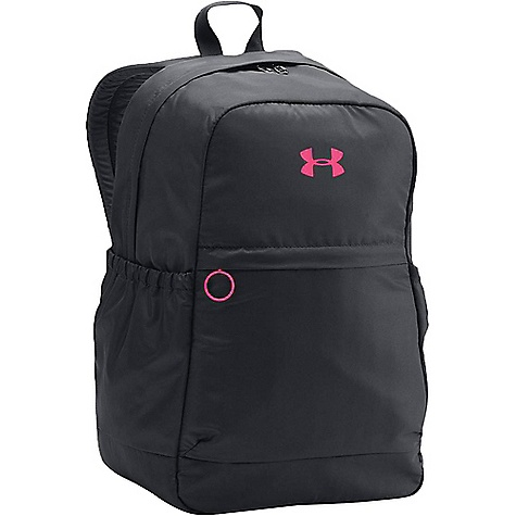 Under Armour Girls' UA Favorite Backpack Black / Harmony Red