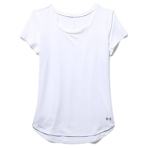 Under Armour Women's Fly By SS Top 1271519