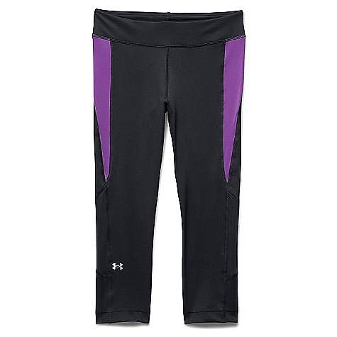 Under Armour Women's Heatgear Armour Crop Pant 3045463