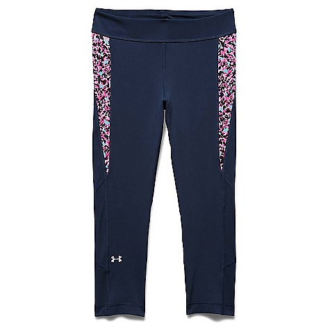 Under Armour Women's Heatgear Armour Crop Pant 1271787