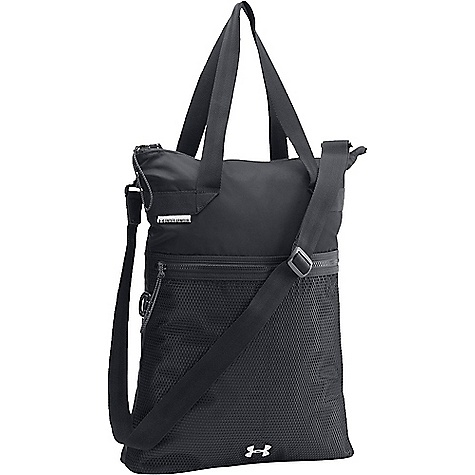 Under Armour Women's Multi Tasker Tote Black / Black / Silver