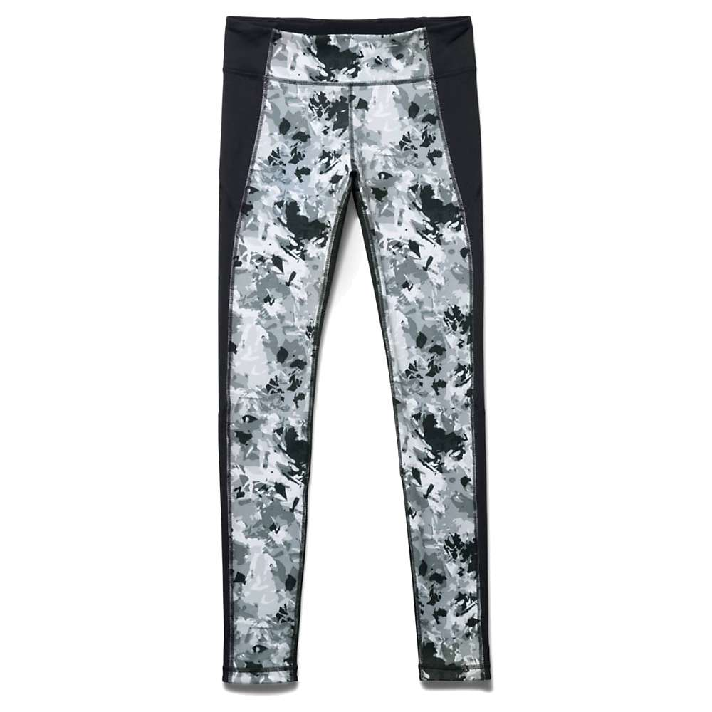 Under Armour Women's Shape Shifter Legging - Small - Black / Silver Print 001