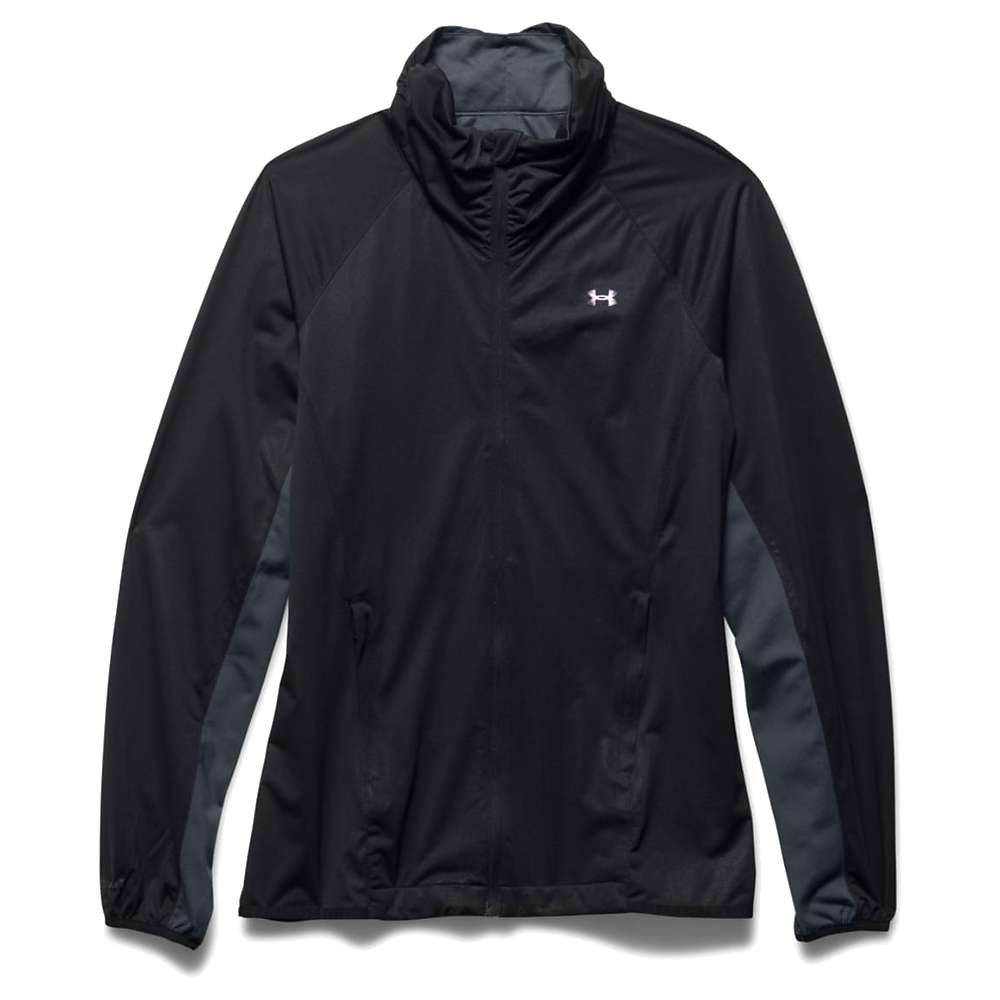 Under Armour Women's Storm Jacket - XS - Black / Stealth Gray
