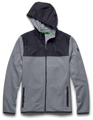 Under Armour Men's ColdGear Infrared Fleece Full Zip Hoody