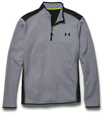 Under Armour Men's ColdGear Infrared Fleece 1/4 Zip Top
