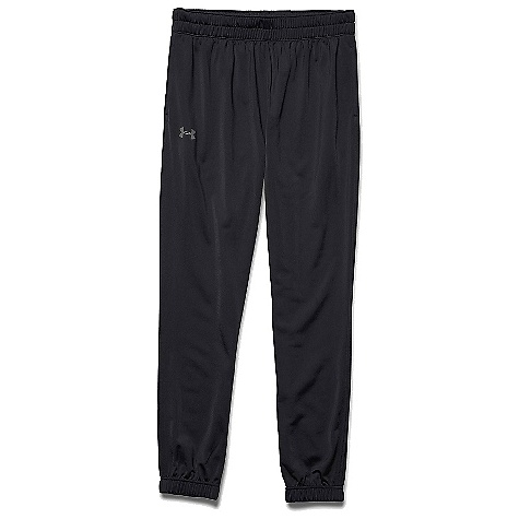 Under Armour Men's UA Relentless Tapered Warm-Up Pant Black / Black / Graphite