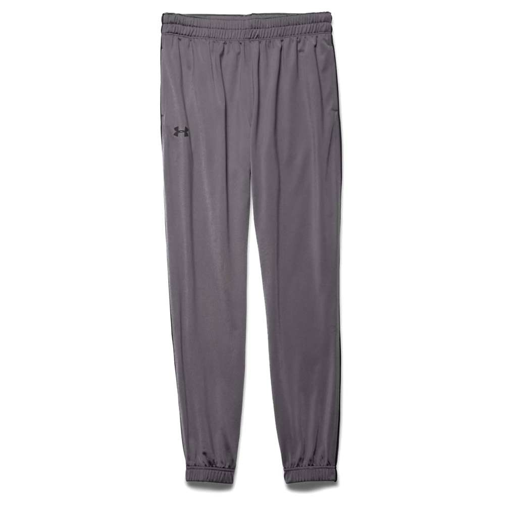 Under Armour Men's UA Relentless Tapered Warm-Up Pant - XXL Tall - Graphite / Black / Black