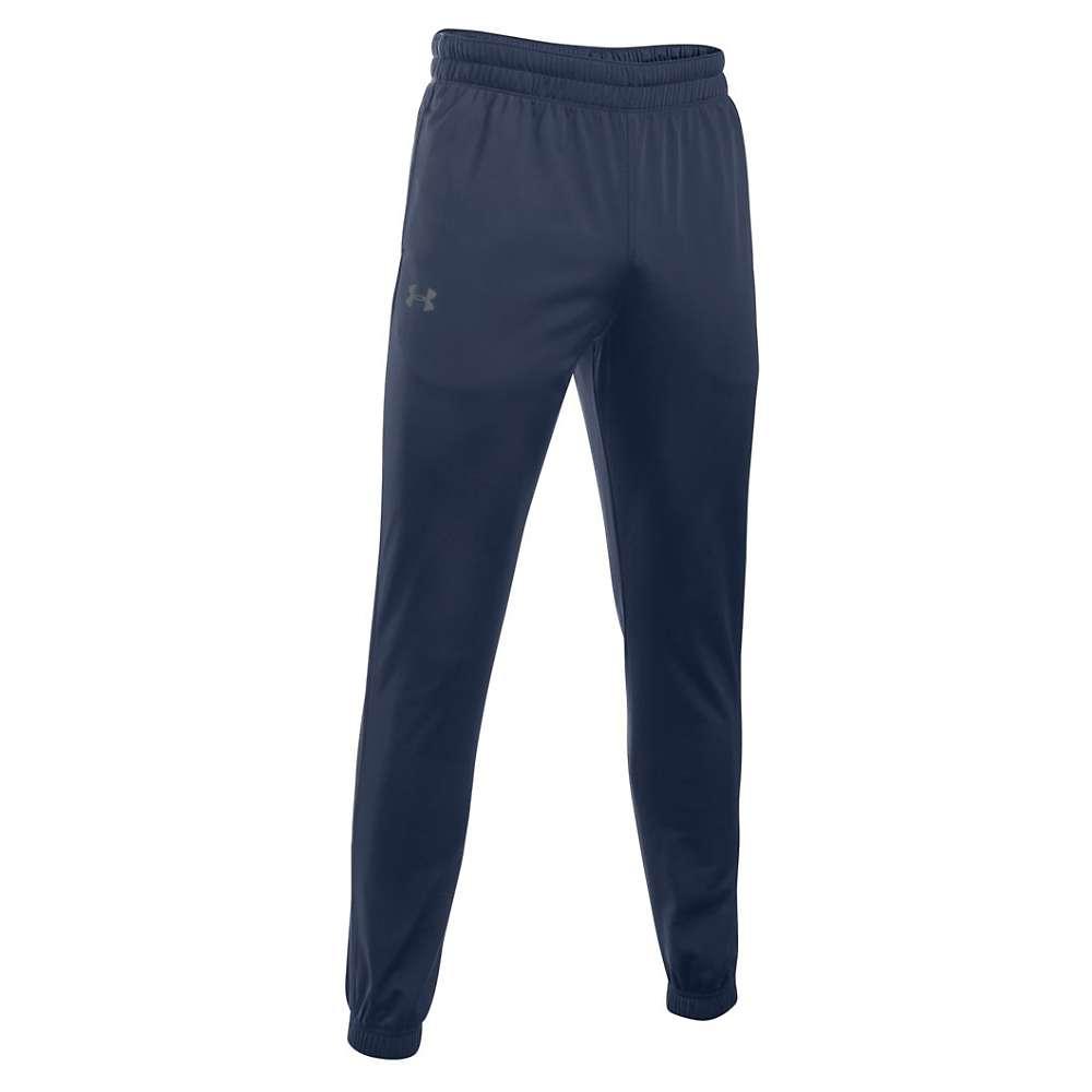 Under Armour Men's UA Relentless Tapered Warm-Up Pant - XXL - Midnight Navy / Graphite / Graphite