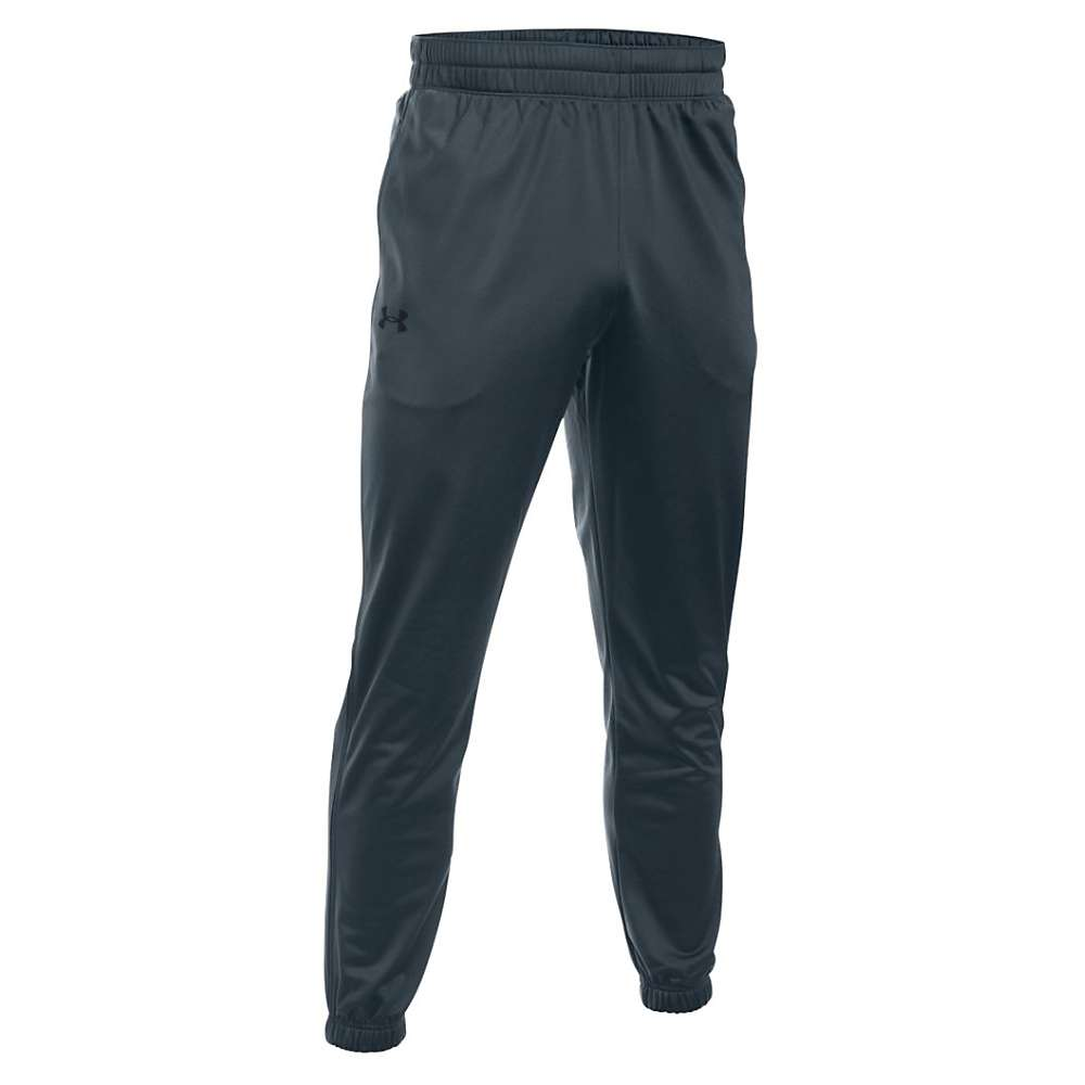Under Armour Men's UA Relentless Tapered Warm-Up Pant - 3XL - Stealth Gray / Black / Black