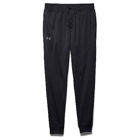 Under Armour Men's UA Sportstyle Jogger Pant Black / Black / Steel