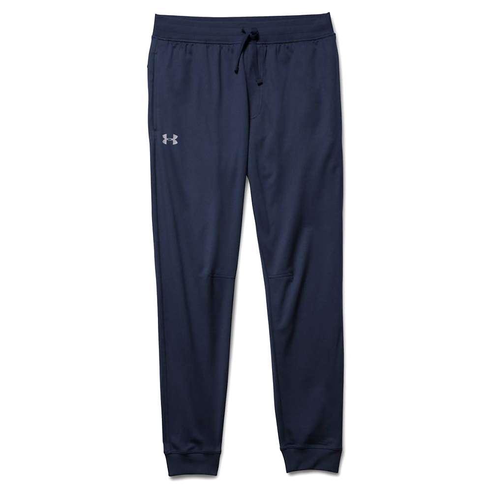 Under Armour Men's UA Sportstyle Jogger Pant - XL - Midnight Navy / Midnight Navy / Steel