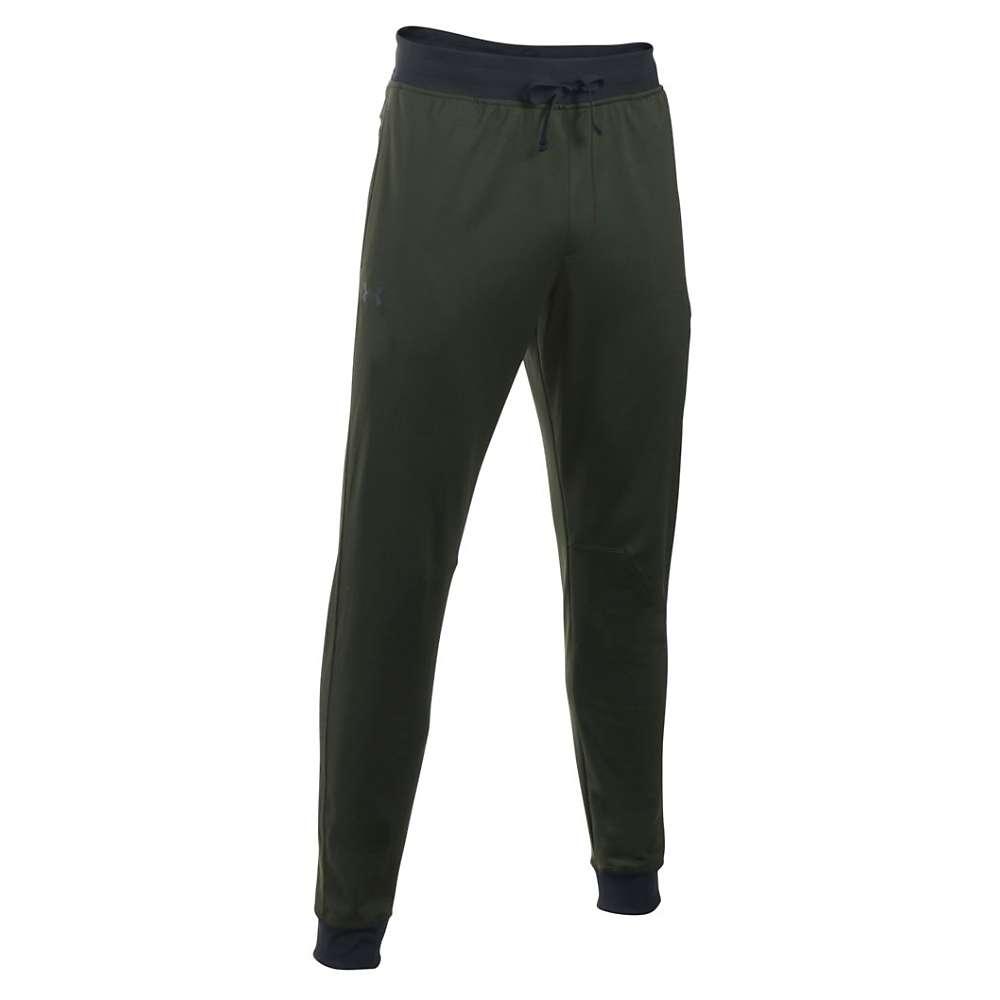 Under Armour Men's UA Sportstyle Jogger Pant - Medium - Artillery Green / Black / Black
