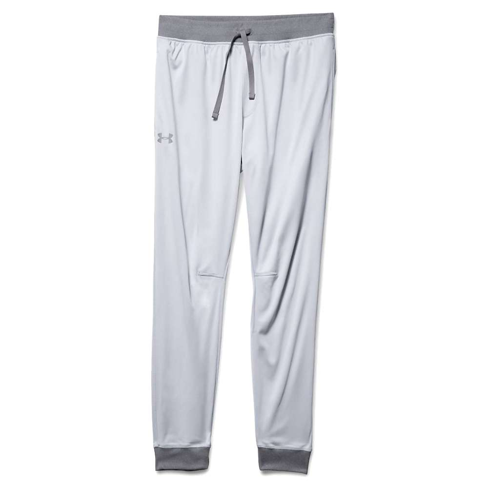Under Armour Men's UA Sportstyle Jogger Pant - XL - Air Force Grey Heather / Greyhound Heather / Steel