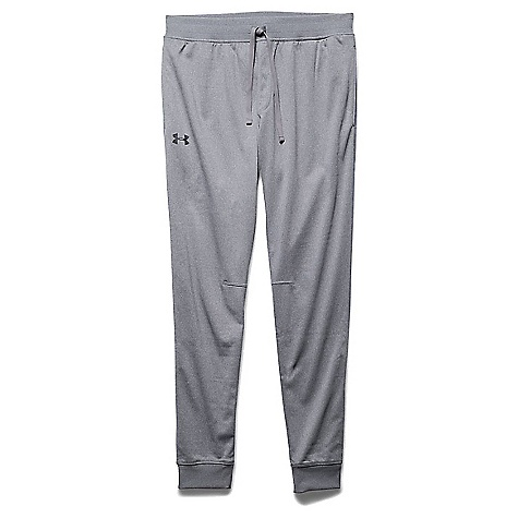 Under Armour Men's UA Sportstyle Jogger Pant Greyhound Heather/Greyhound Heather/Stealth Grey