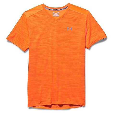 Under Armour Men's Streaker Printed V Neck SS Tee 3047867