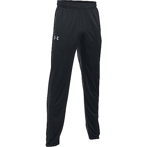 Under Armour Men's UA Tech Pant Black / Black / Steel 002
