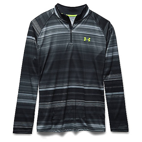 Under Armour Men's UA Tech Printed 1/4 Zip Tee 1270711