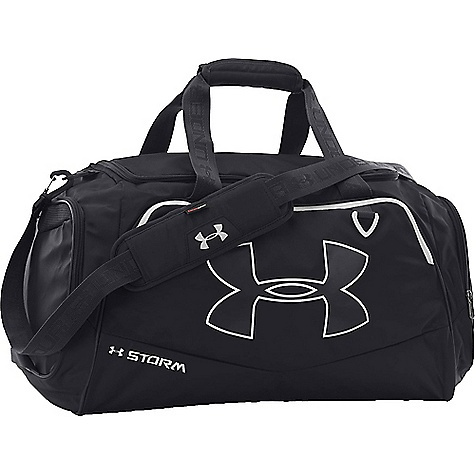 Under Armour Undeniable II LG Duffel Black / Black / White