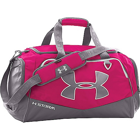 Under Armour Undeniable II LG Duffel Tropic Pink / Graphite / White