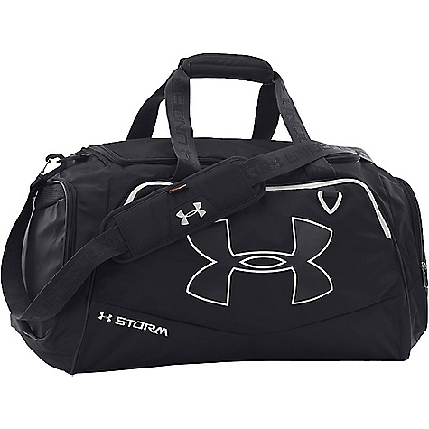 Under Armour Undeniable II XL Duffel Black / Black / White