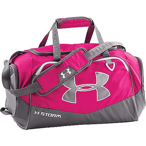 Under Armour Undeniable II SM Duffel Tropic Pink / Graphite / White