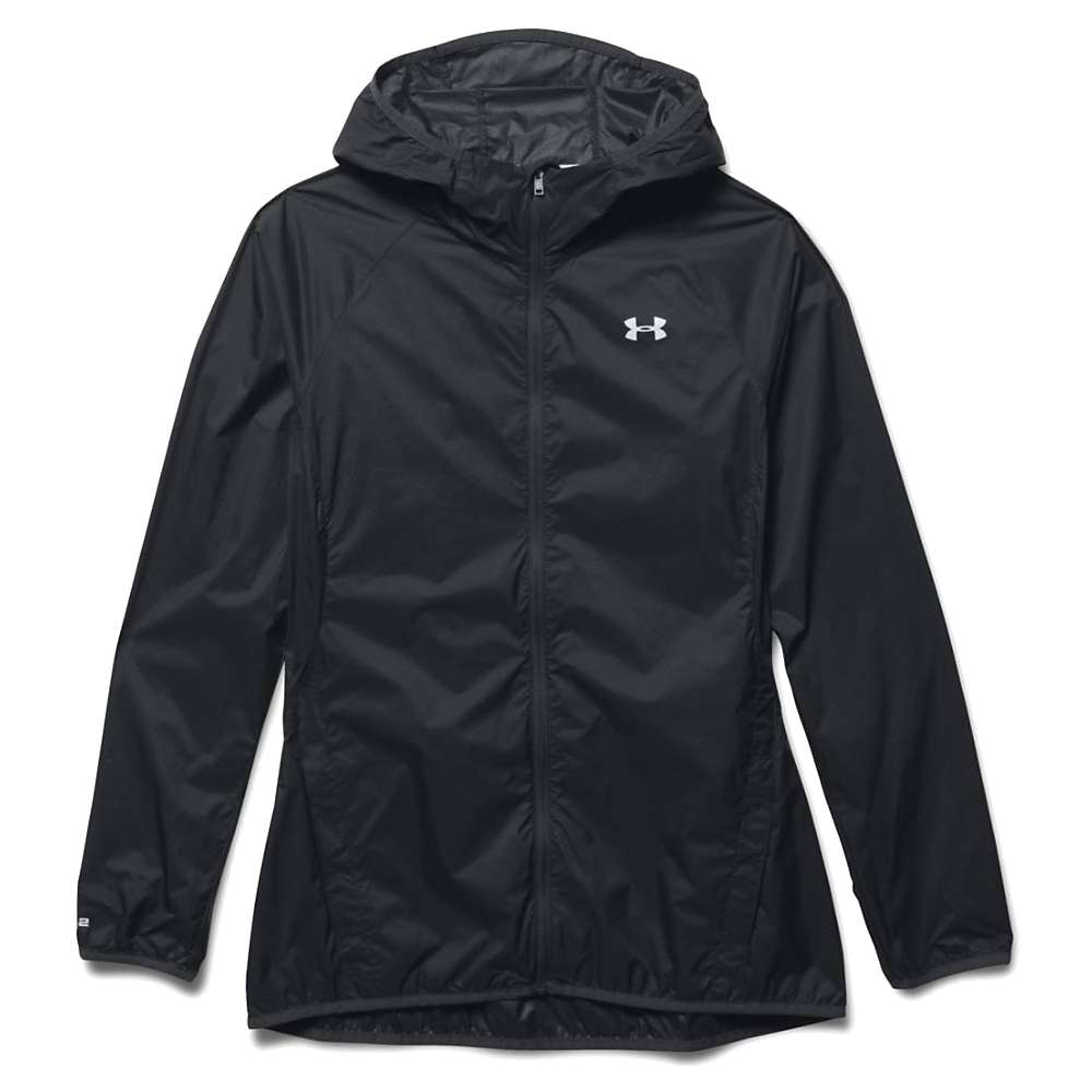 Under Armour Women's Anemo Jacket - Large - Black