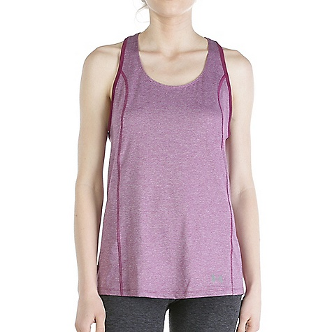 Under Armour Women's Coolswitch Trail Tank Beet