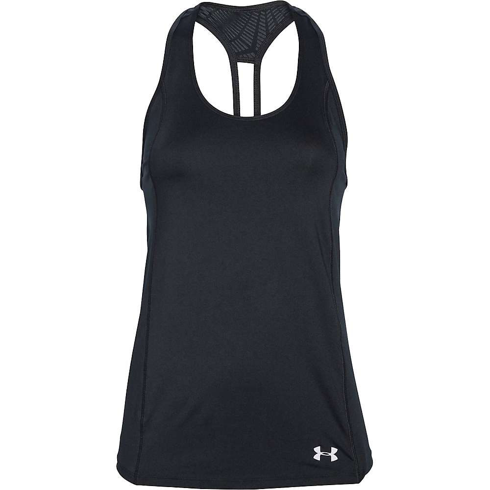 Under Armour Women's Coolswitch Trail Tank - Large - Black