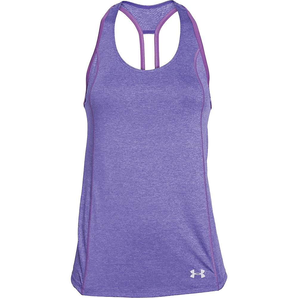 Under Armour Women's Coolswitch Trail Tank - XL - Deep Orchid