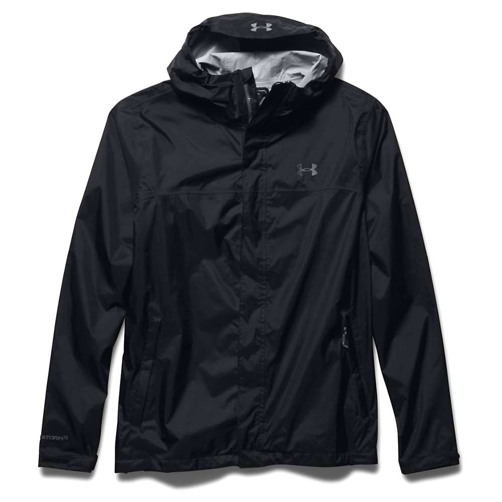 Under Armour Men's Surge Jacket - Small - Black
