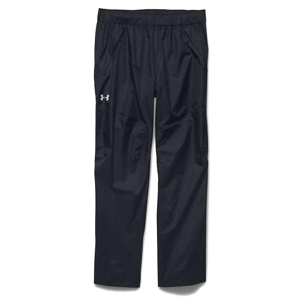 Under Armour Men's UA Surge Pant - XXL - Black / Amalgam Grey