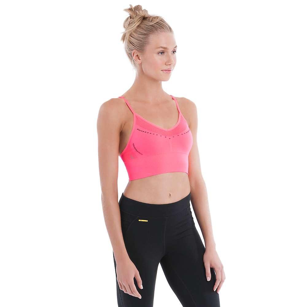 Lole Women's Aerin Bra - XS / Small - Reflector Pink