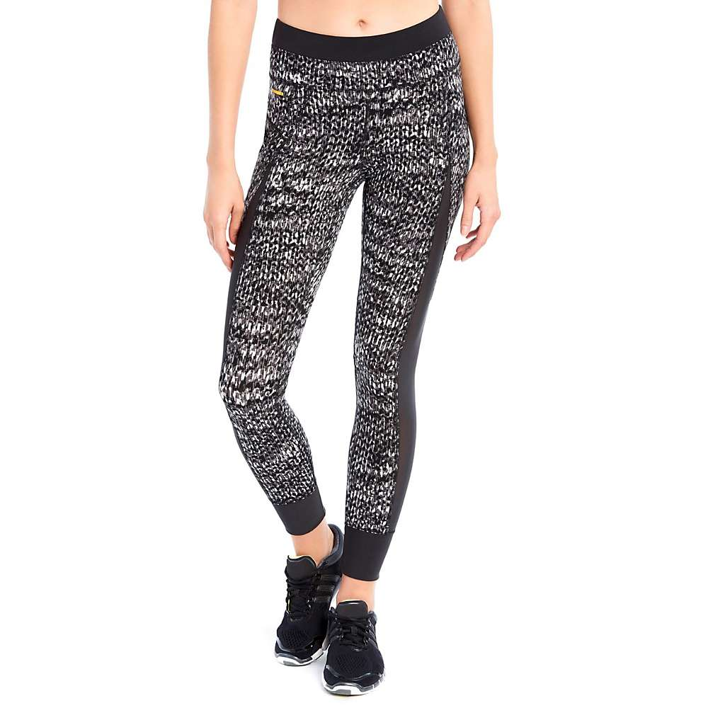 Lole Women's Burst Legging - Large - Black East Side
