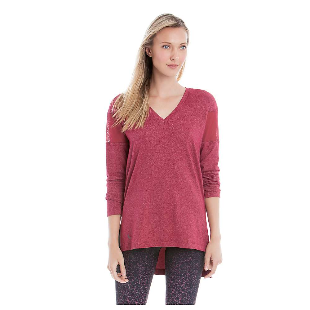 Lole Women's Mason Tunic - Large - Rumba Red