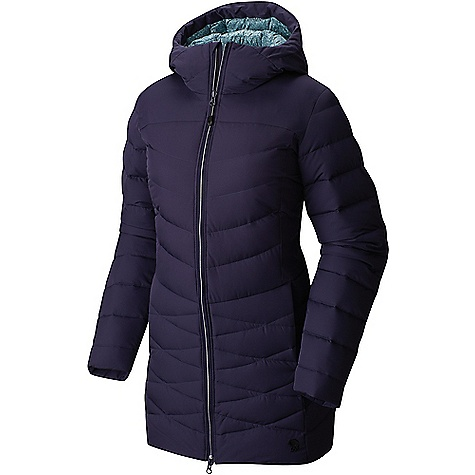 Click here for Mountain Hardwear Women's Downhill Metro Coat prices