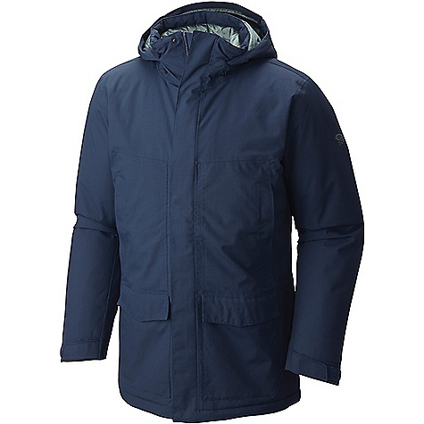 Click here for Mountain Hardwear Men's Radian Insulated Coat prices
