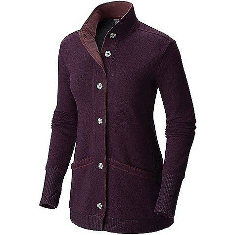 Click here for Mountain Hardwear Women's Sarafin LS Cardigan prices