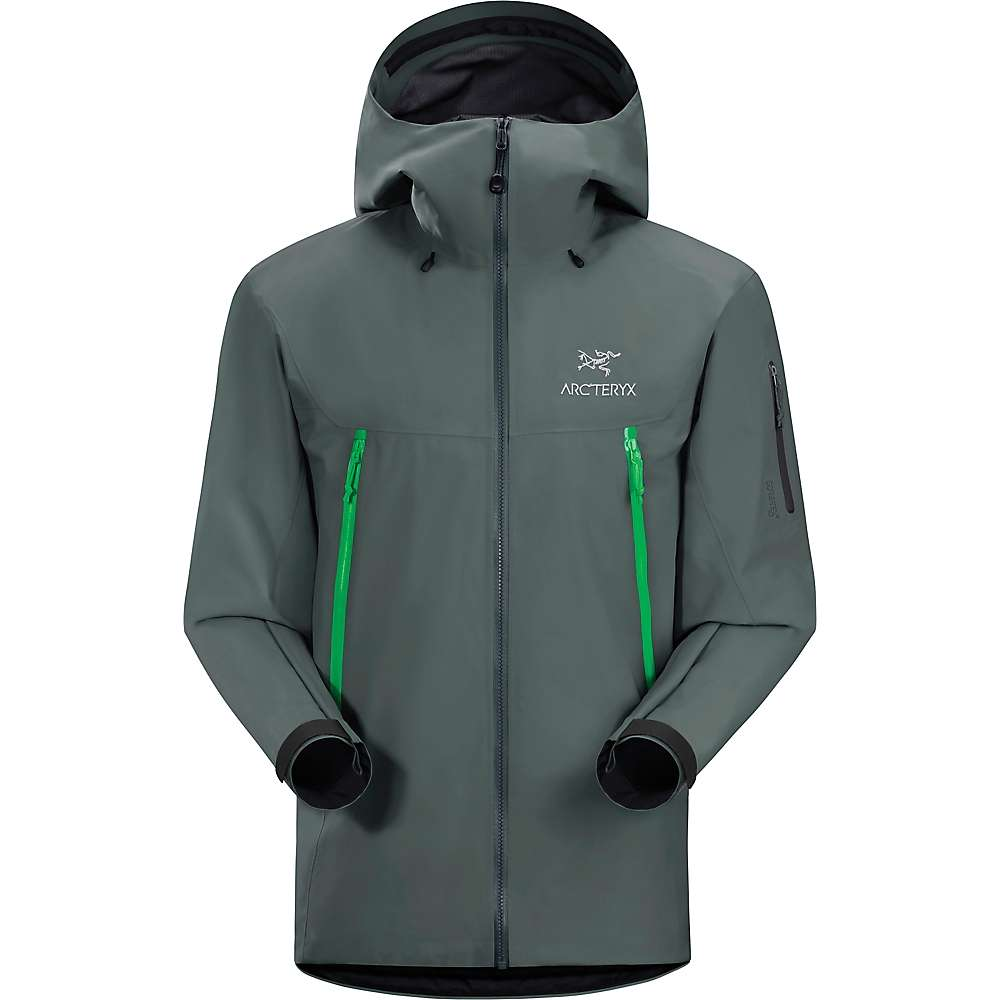 Arcteryx Men's Beta SV Jacket - XL - Nautic Grey