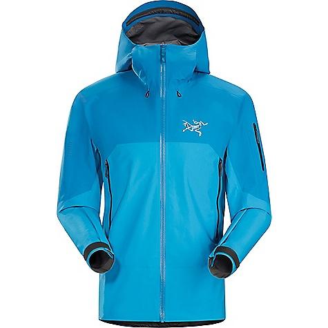 Arcteryx Men's Rush Jacket Adriatic Blue