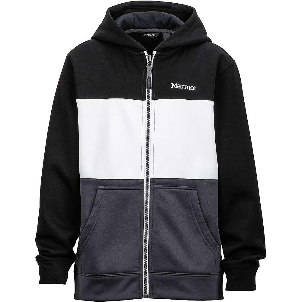 Marmot Boys' Rincon Hoody - XL - Black / White