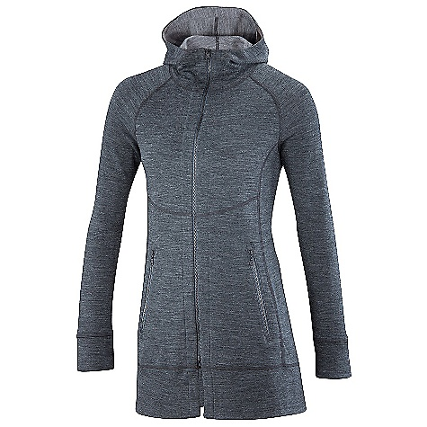 Click here for Ibex Women's Dyad Long Sweater prices