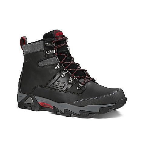 Ahnu Men's Orion Waterproof Insulated Boot Black