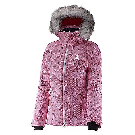 Click here for Salomon Women's Icetown + Jacket prices