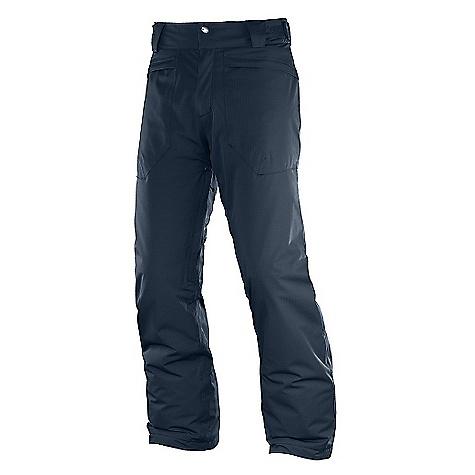 Salomon Men's Stormspotter Pant Big Blue-X